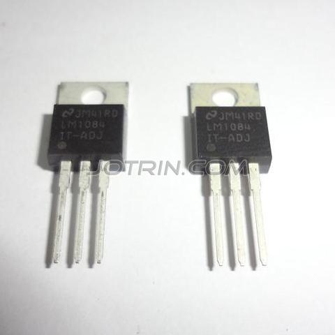 NS/TI LM1084IT-ADJ