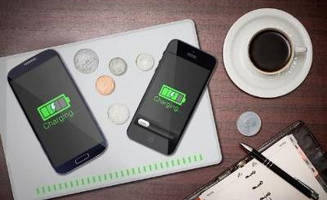 Multi-Standard Wireless Charging SoC enhances smartphone design.